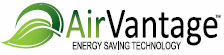 Sandpiper AirVantage Energy Saving Technology
