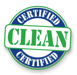 CERTA Pump Certified Clean