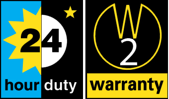 Watson-Marlow 24 Hour Duty and 2 Year Warranty